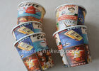 16oz 450ml Disposable Paper Cups Color Printed Paper Disposable Coffee Cups With Logo